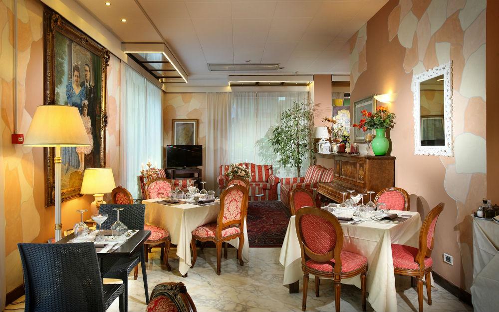 Hotel Ambrosiano **** - Toscana, Montecatini Terme (PT). Offerta ...