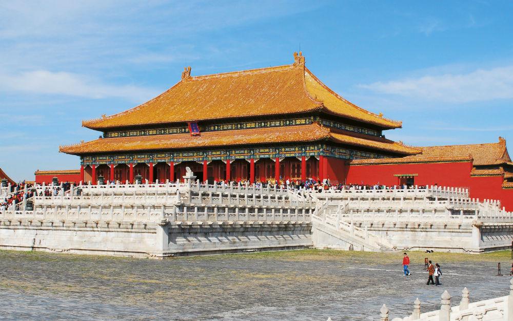 Cina - Pechino - Shanghai