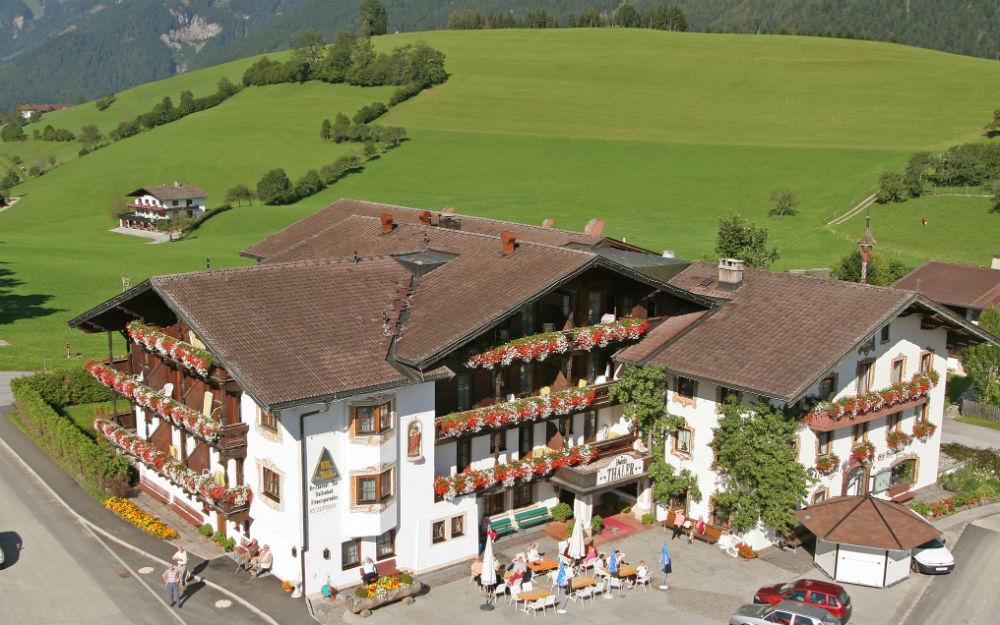 Austria - Hinterthiersee