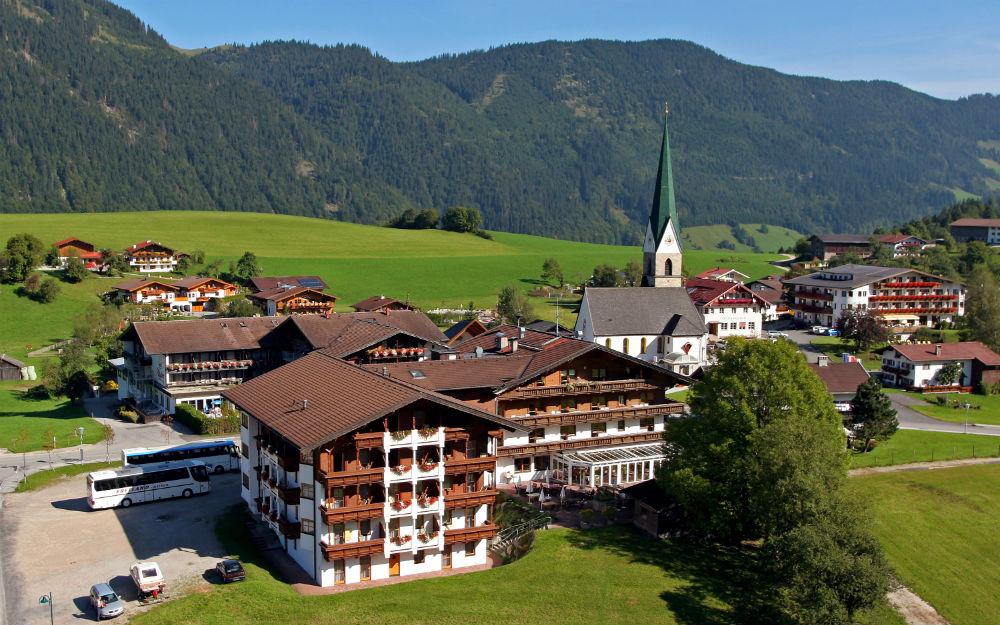 Austria - Thierseetal - Thiersee