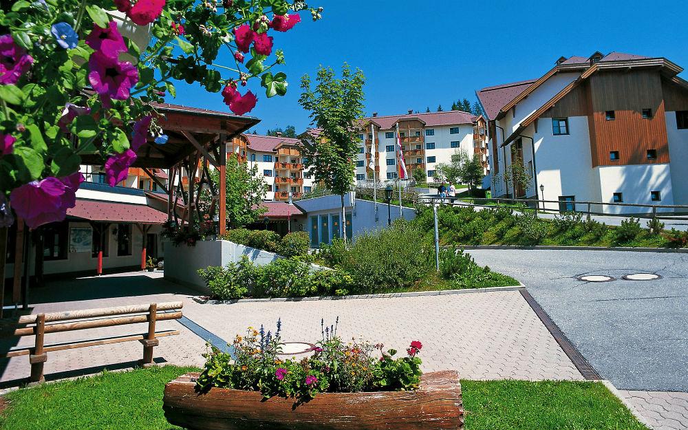 Hotel Almresort Gerlitzen ***