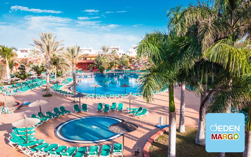 Oasis Village Aparthotel *** - Spagna, Canarie, Fuerteventura ...