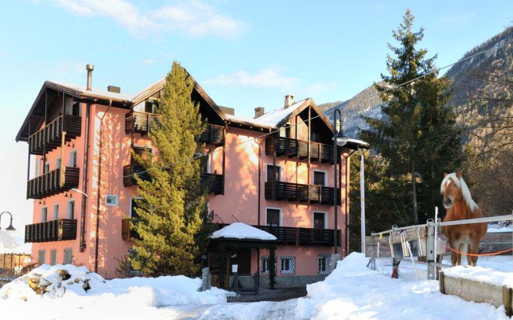 Park Hotel Bellevue ***