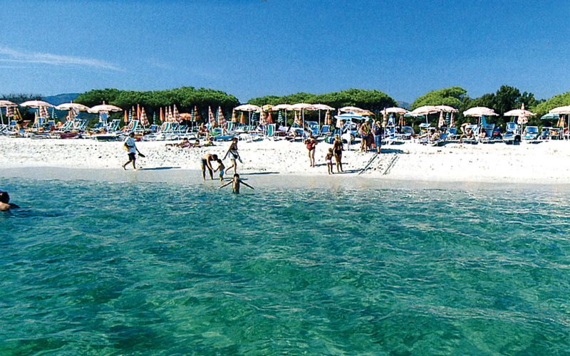 Club hotel eurovillage s sardegna budoni loc for Agrustos mare