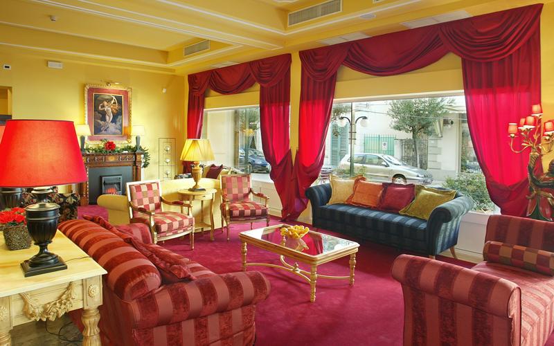 Hotel Adua & Regina di Saba **** - Toscana, Montecatini Terme (PT ...