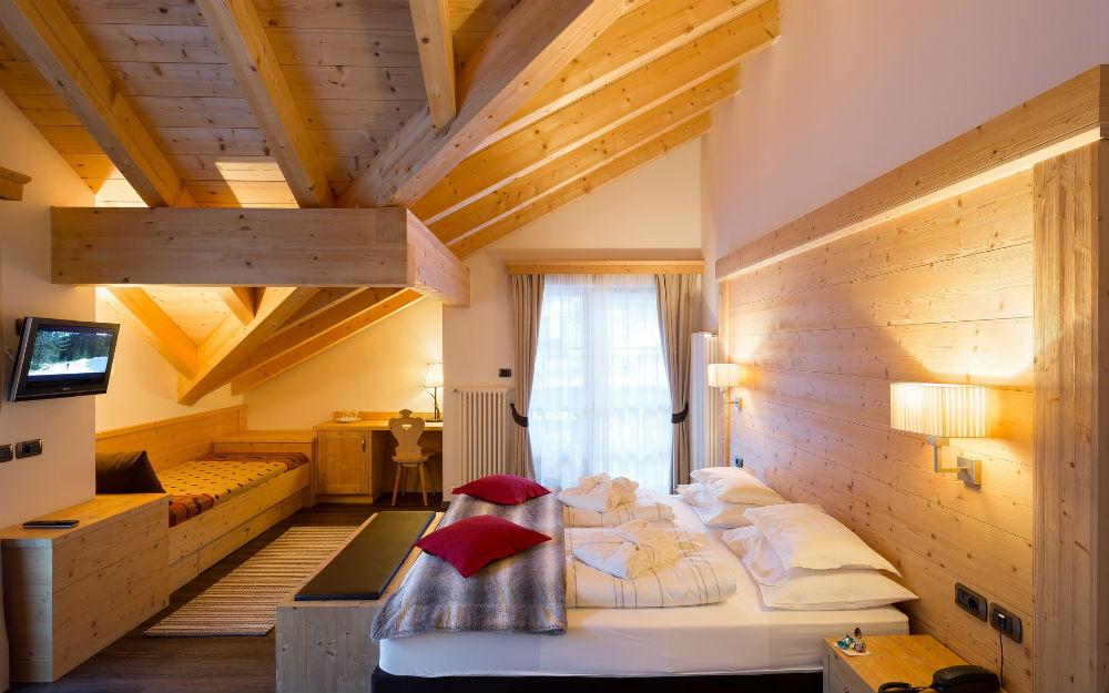 Hotel Somont **** - Trentino-Alto Adige, Selva di Val Gardena (BZ ...