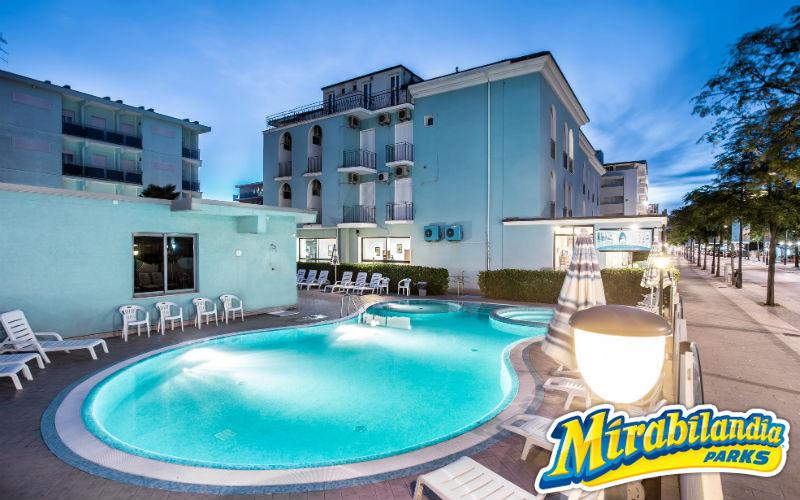 Hotel Adriatico Emilia Romagna Gatteo Mare Fc Offerta