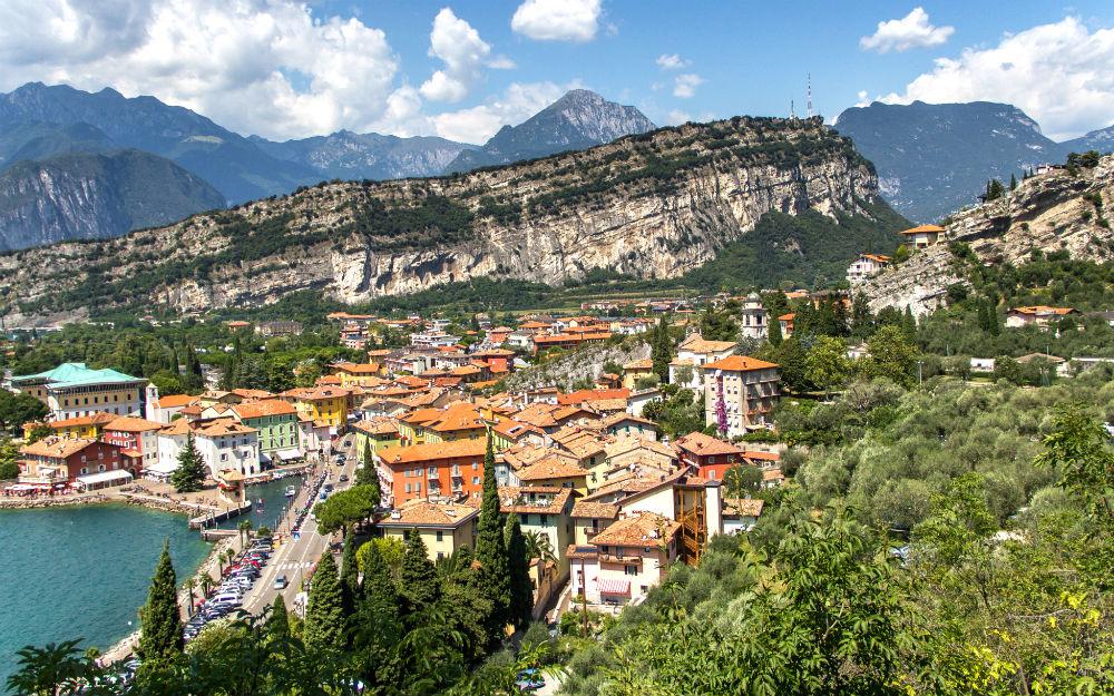 Trentino-Alto Adige - Torbole sul Garda