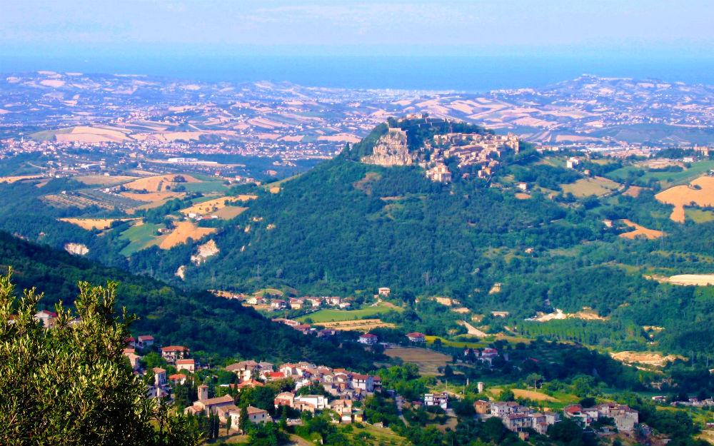 Abruzzo - Civitella del Tronto (TE)