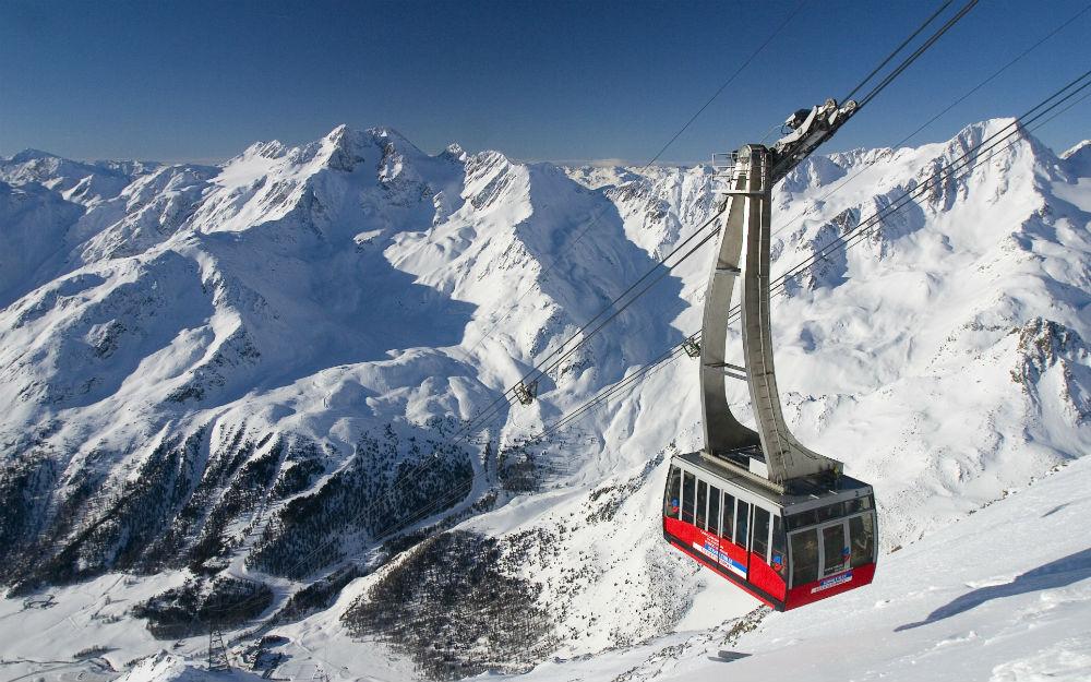 Trentino-Alto Adige - Madonna di Senales (BZ)