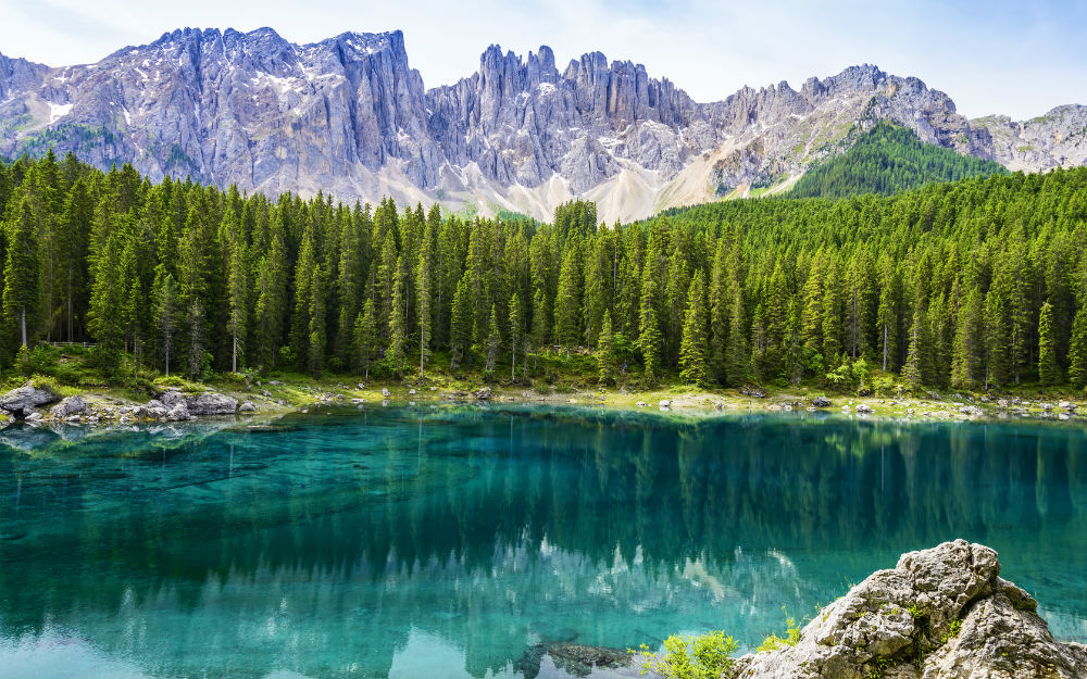 Trentino-Alto Adige - Obereggen (BZ)