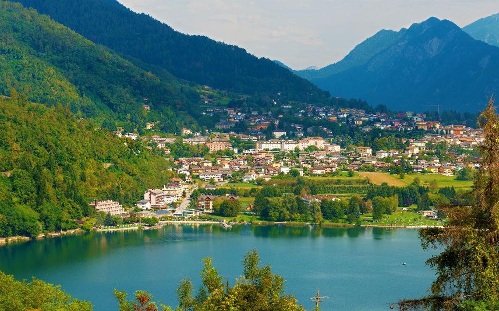 Trentino-Alto Adige - Levico Terme (TN)