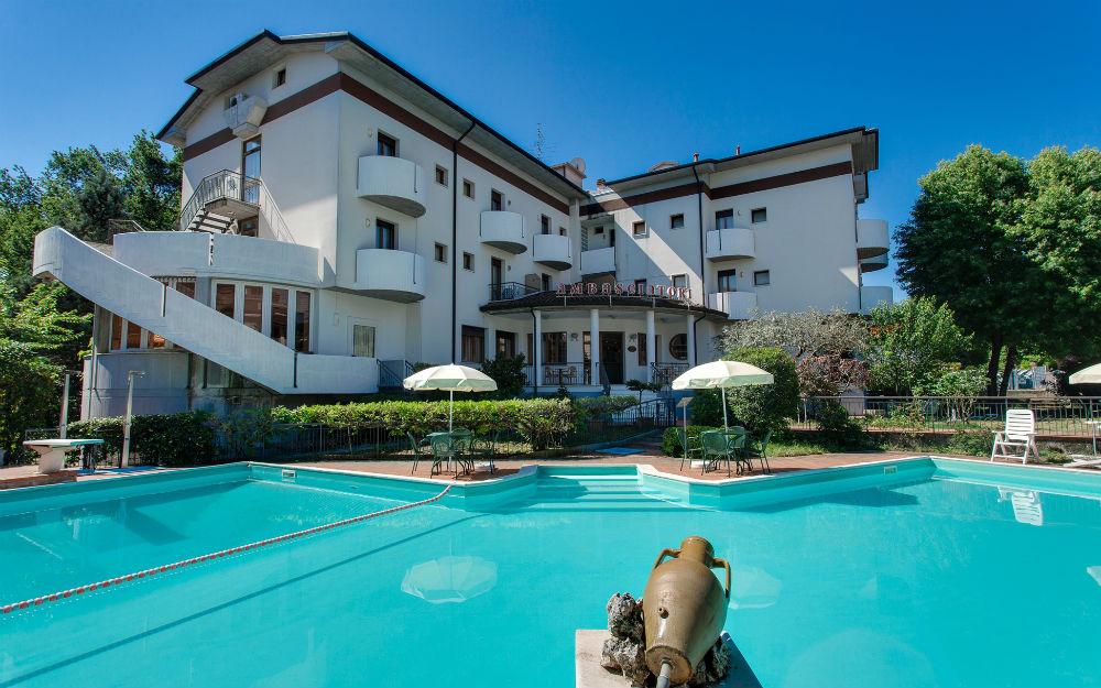 Hotel Ambasciatori ***