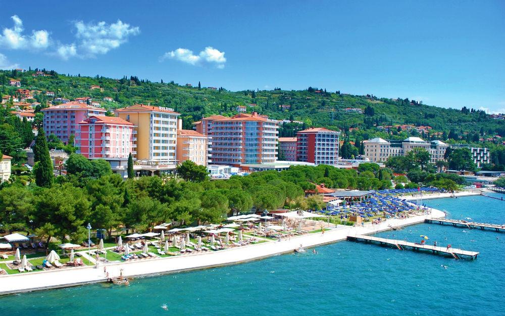 Slovenia - Portorose