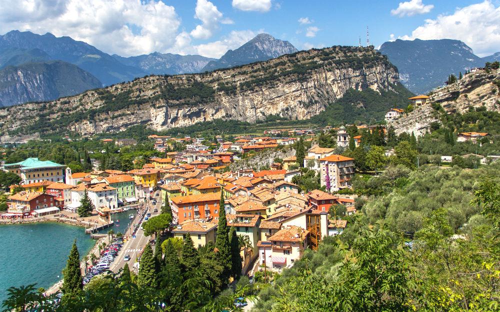 Trentino-Alto Adige - Nago Torbole (TN)