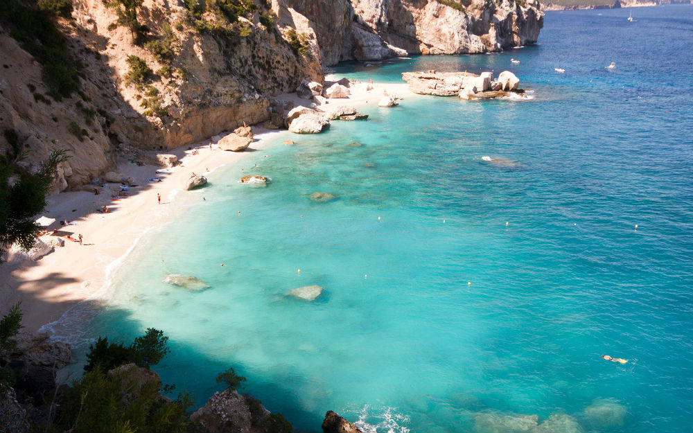 Sardegna - Cala Gonone (NU)