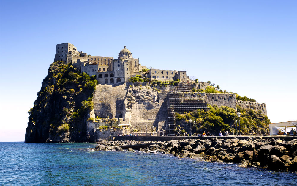 Campania - Ischia Porto (NA) - Isola d'Ischia