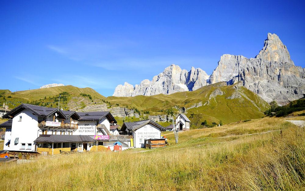 Trentino-Alto Adige - Passo Rolle - San Martino di Castrozza (TN)