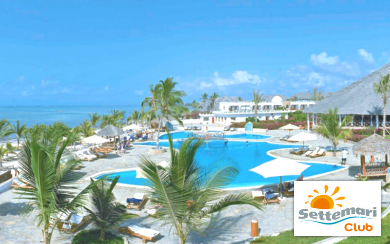 Twiga Beach Resort & Spa ****
