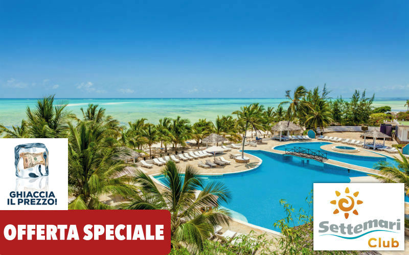 Twiga Beach Resort & Spa **** - Watamu