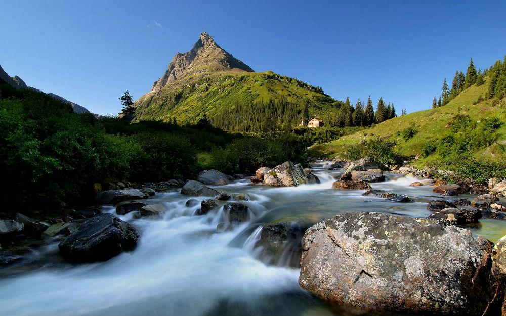 Austria - Flirsch am Arlberg