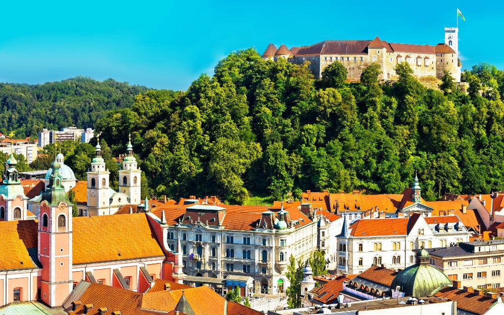 Hotel Ljubljana Resort ***