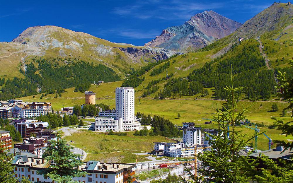 Piemonte - Sestriere (TO)