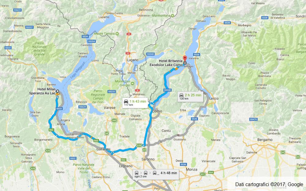 Piemonte - Stresa - Griante
