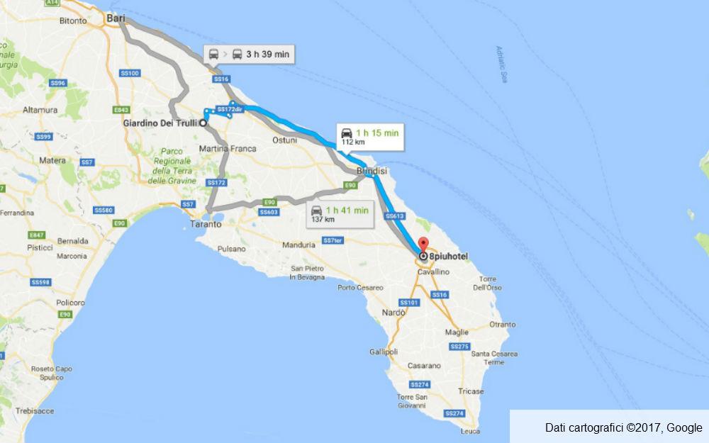 Puglia - Alberobello - Lecce