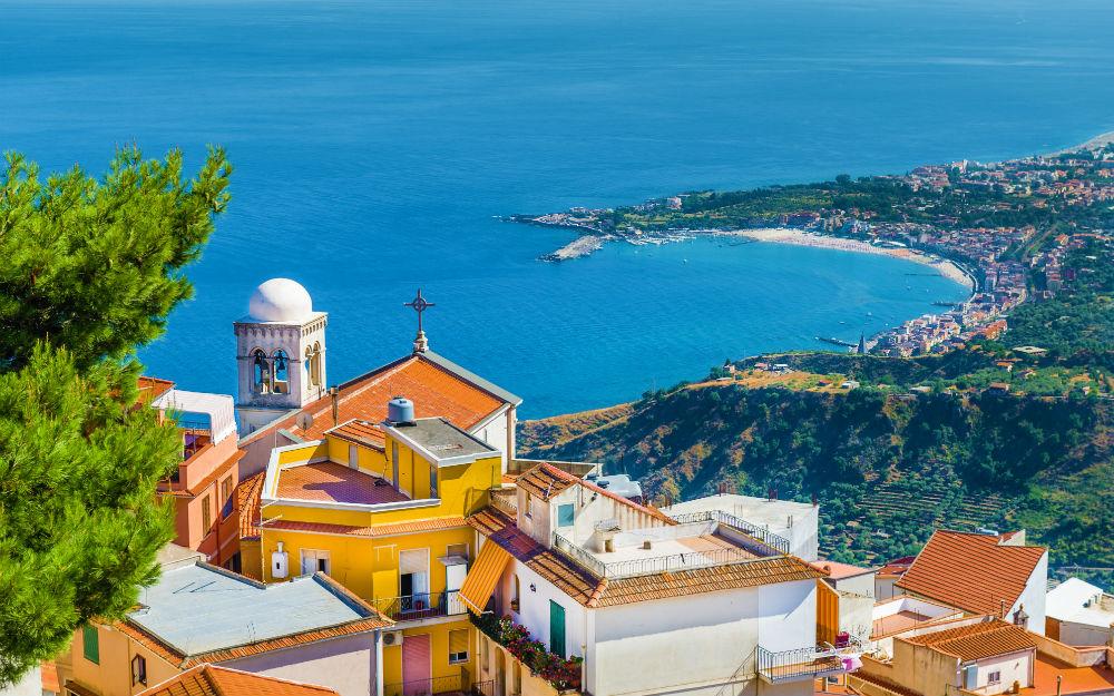 Sicilia - Sant'Alessio Siculo (ME)