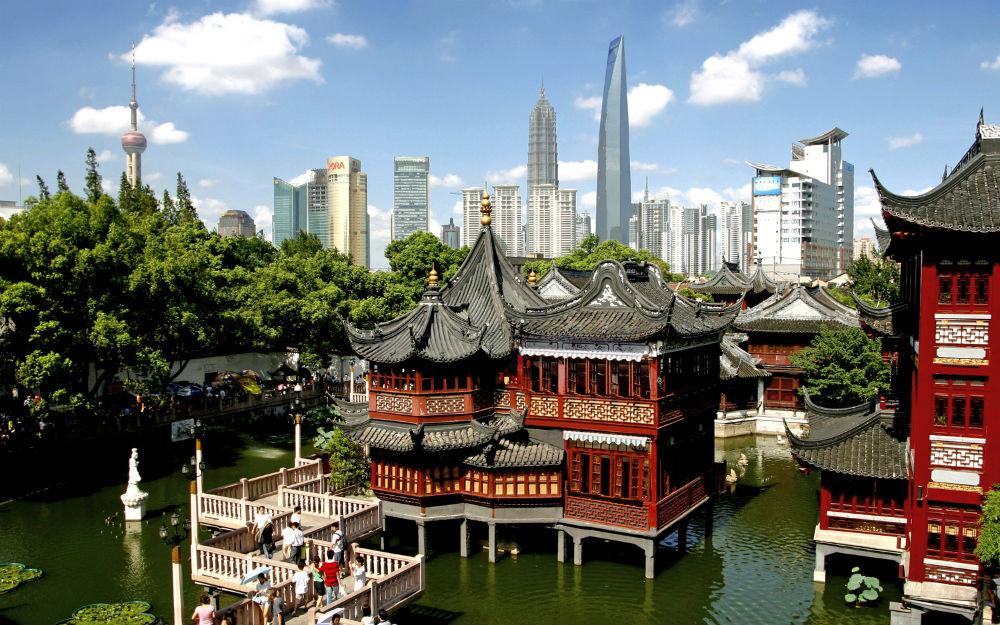 Shanghai, Pechino, Crociera sul Fiume Azzurro