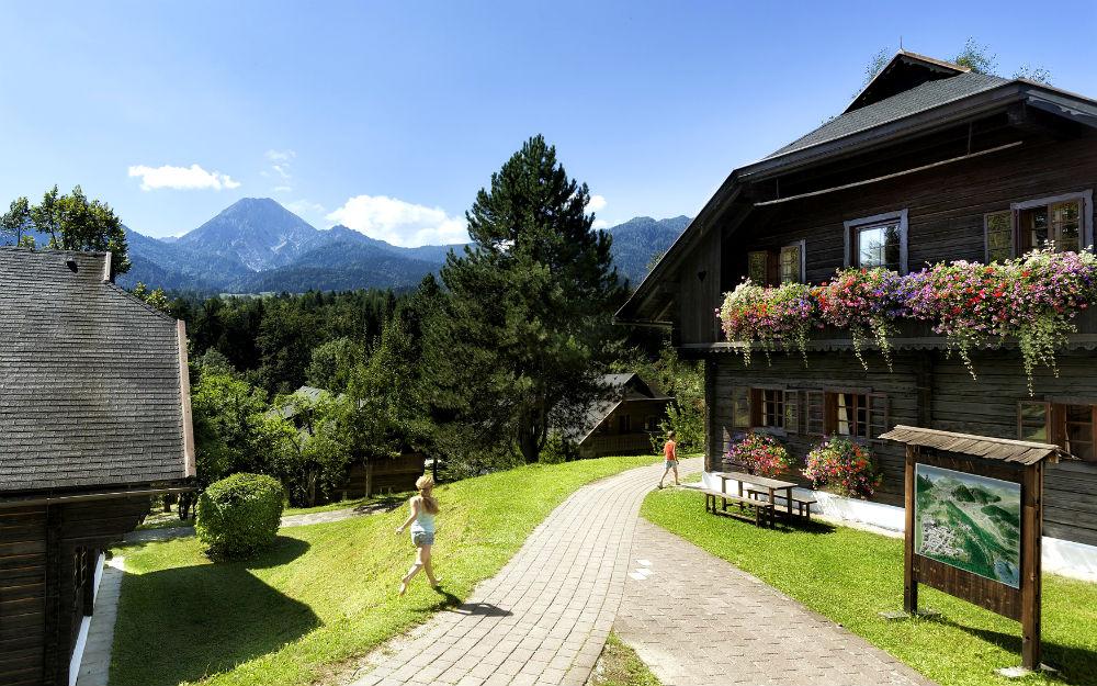 Austria - Latschach ober dem Faaker See
