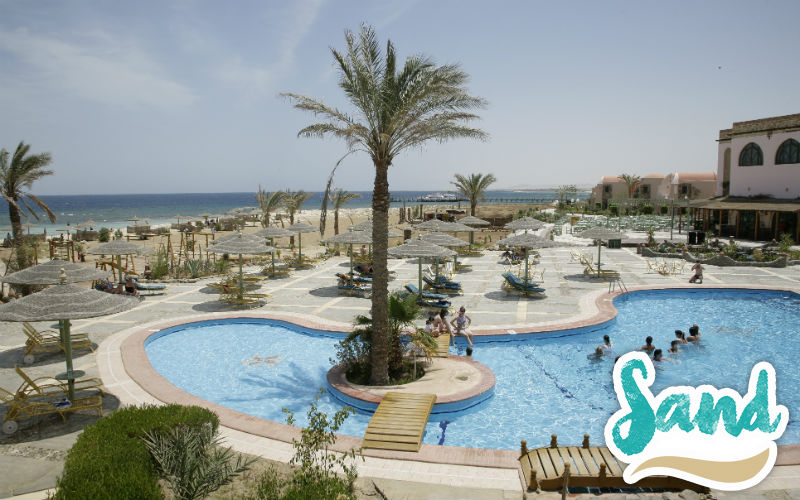 Shams Alam Beach Resort ****