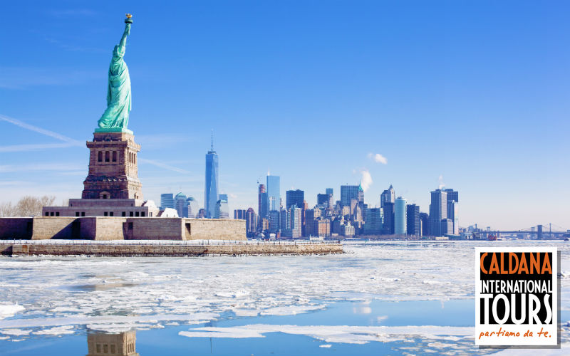 Tour New York in Inverno