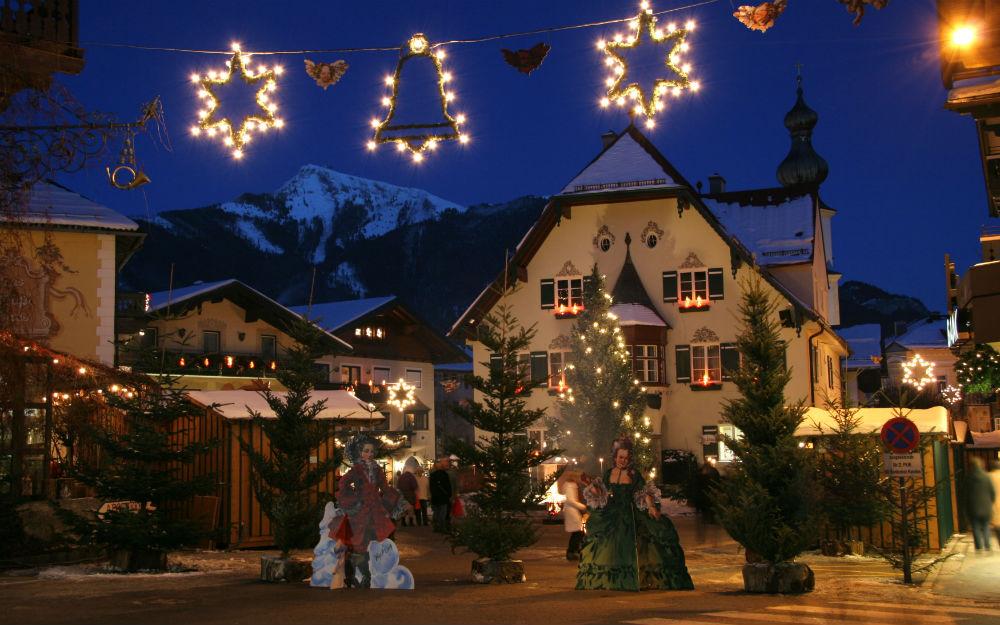 Austria - Sankt Wolfgang am Wolfgangsee