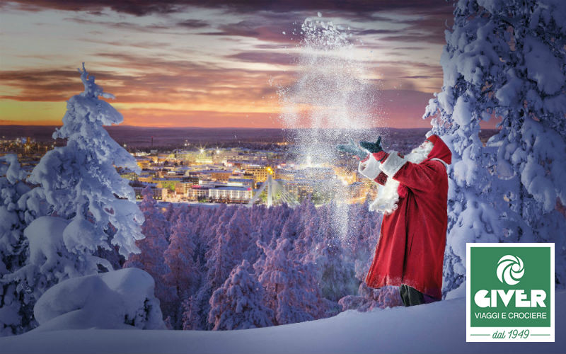 Indirizzo Di Babbo Natale Lapponia.Il Mondo Di Babbo Natale Speciale Natale Finlandia Lapponia