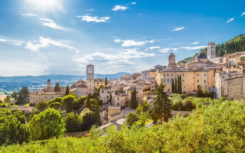 Umbria - Assisi (PG)