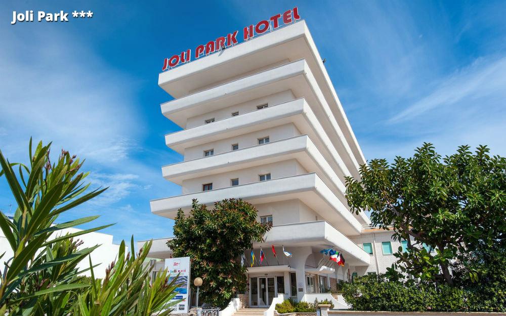 Formula Roulette Hotel Bellavista Club ***/ Hotel Joli Park ***/ Hotel Ecoresort le Sirenè ***