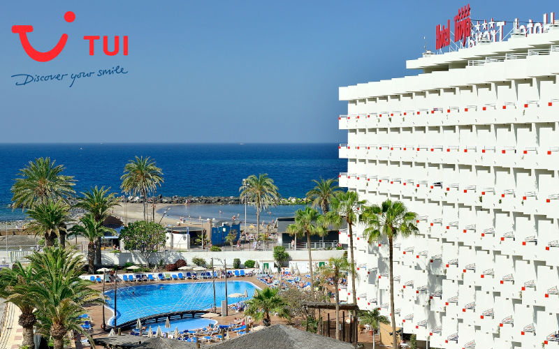 Hotel Troya Tenerife **** - Spagna, Isole Canarie - Tenerife - Playa ...
