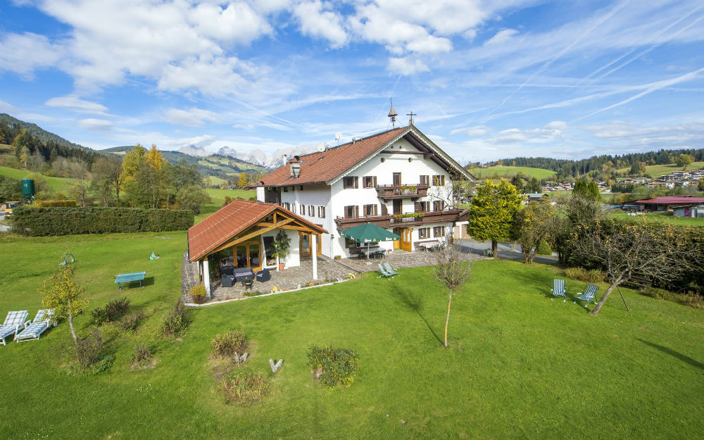 Austria - Reith bei Kitzbühel