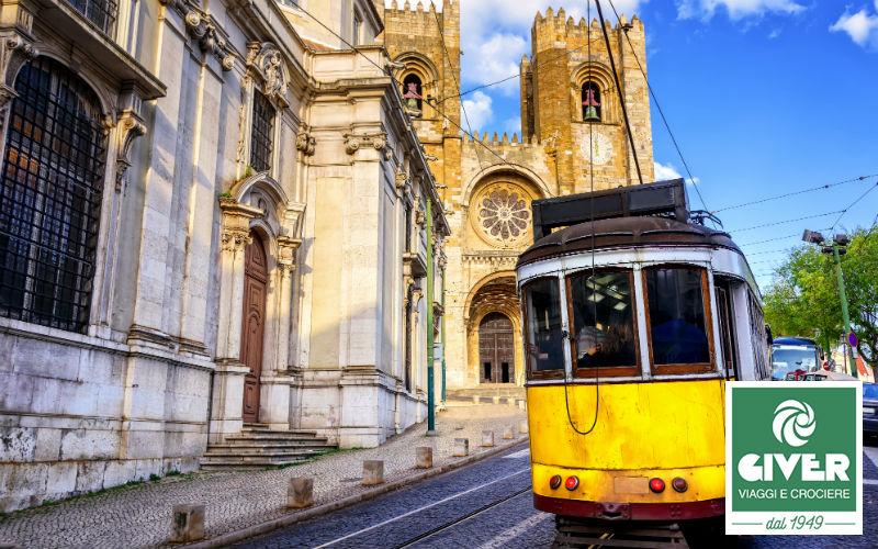 Crociera sul Fiume Douro da Porto a Lisbona - Portogallo