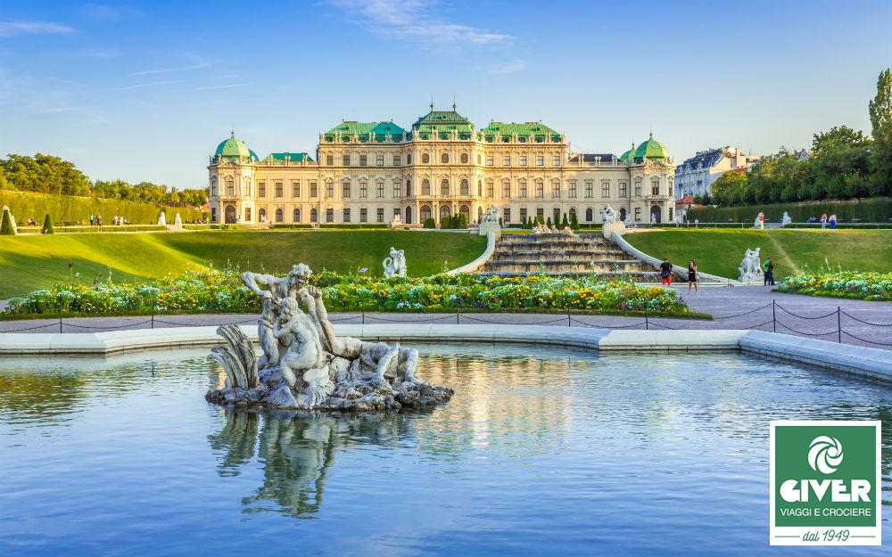 Mn Verdi Crociera Sul Danubio Da Vienna A Sofia Austria
