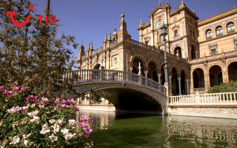 Spagna - Andalusia - Marocco
