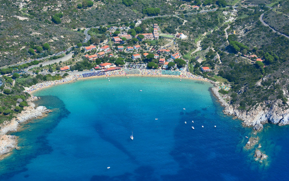 Toscana - Campo nell'Elba - Isola d'Elba (LI)