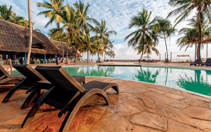 Kiwengwa Beach Resort ***** - Tanzania, Zanzibar - Kiwengwa. Offerta ...