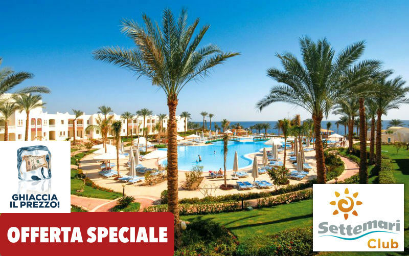 Sunrise Diamond Beach Resort ***** - Om El Sid