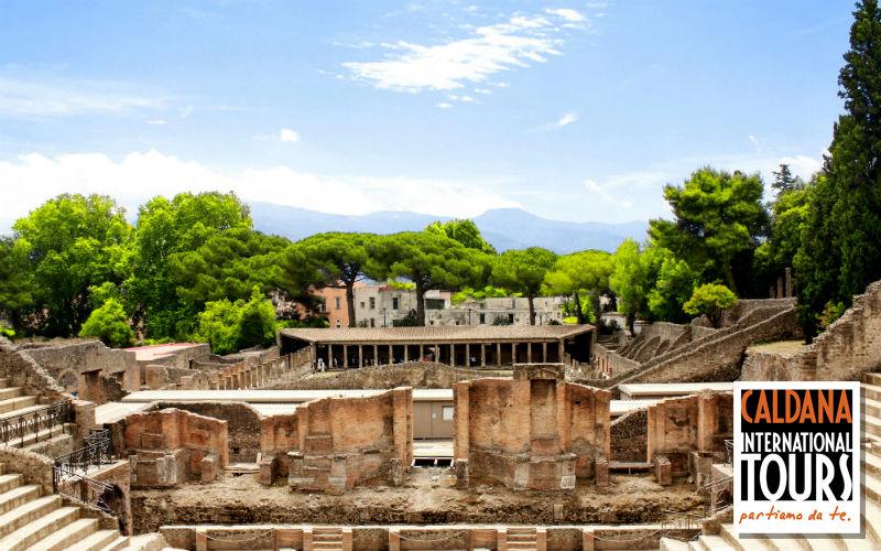 Campania - Tour in pullman