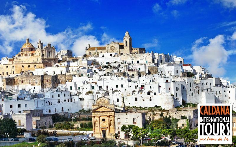 Minitour della Puglia