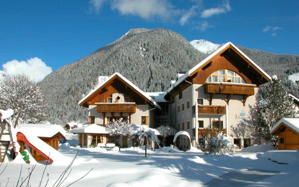 Hotel Alpengarten ****