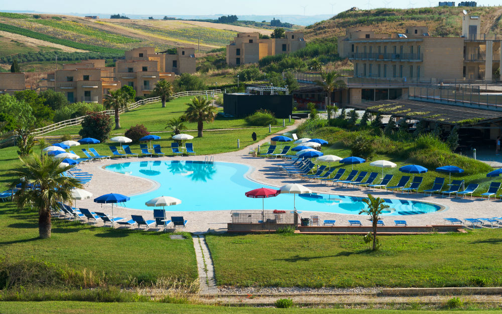 Hotel Menfi Beach Resort ****